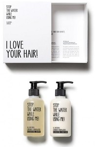 Hair Kit - Stop The Water While Using Me!