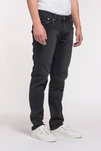 Jeans Straight Fit - Dunn - Stone Black - Mud Jeans