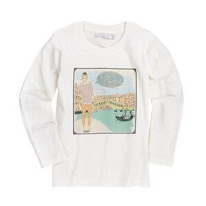 """Langarm Shirt """"Bella Italia"""" - luftagoon"""