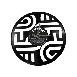 Wanduhr 'Geometrie #1' - DISC'O'CLOCK