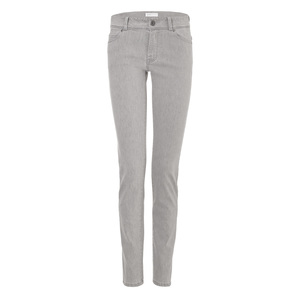 Womens Slim Jeans Black Silver - goodsociety
