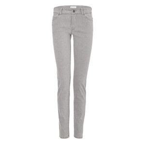 Womens Slim Jeans Black Silver - goodsociety