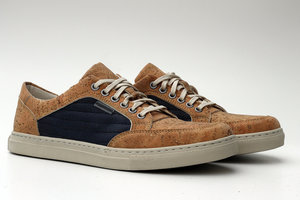 Gato Sneaker (Kork, natural) - Fairticken
