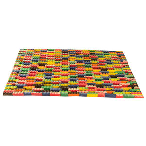 "Badematte ""Multicolor"" - Mavco Handicraft"