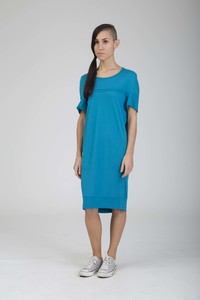Diana Dress/ 0070 Bamboo&Organic Cotton/Minimal - Re-Bello