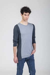 Xavier T-Shirt/ 5373 Bamboo&Organic Cotton/Minimal - Re-Bello