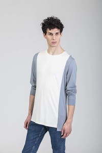Xavier T-Shirt/ 7316 Bamboo&Organic Cotton/Minimal - Re-Bello