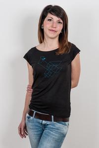 Robert Richter – Duckson - Ladies Organic Bamboo T-Shirt - Nikkifaktur