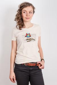 Robert Richter – Super Rubber - Ladies T-Shirt - Nikkifaktur