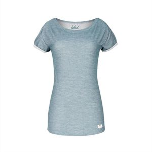 Denim Damen T-Shirt blau - bleed