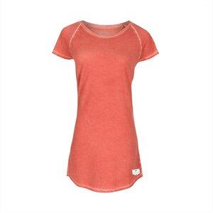 Moon Damen Kleid Orange - bleed