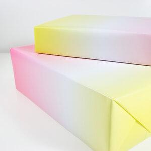 Geschenkpapier Sunrise - Bow & Hummingbird