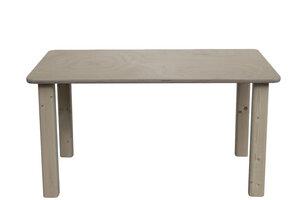 Kindertisch - natur - rechteckige Tischplatte - NEU - Die Schreiner Christoph Siegel