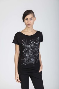 Milli T-Shirt/ 0002 Eukalyptus/ STARS - Re-Bello