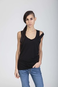 Judy T-Shirt/ Eukalyptus/ Minimal - Re-Bello