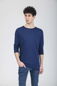 Luke T-Shirt/ 0027 Bamboo&Organic Cotton/Minimal - Re-Bello