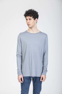 Luke T-Shirt/ 0073 Bamboo&Organic Cotton/Minimal - Re-Bello