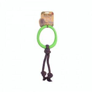 Beco Hoop on a Rope (Ring mit Seil) Größe S versch. Farben - BecoPets
