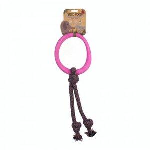 Beco Hoop on a Rope (Ring mit Seil) Größe L versch. Farben - BecoPets