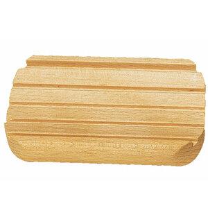 SEIFENUNTERLAGE gerundete Form verschiedene Holzarten - Bürstenhaus Redecker