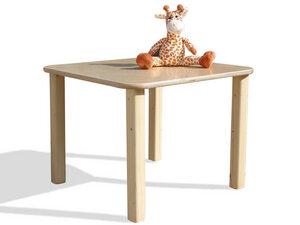 Kindertisch - quadratische Tischplatte - NEU - Die Schreiner Christoph Siegel