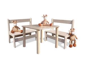 Kindersitzgruppe - Tisch und 2 Bänke - Die Schreiner Christoph Siegel