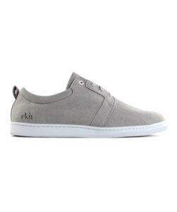 birch / grau vegan / weiße sohle - ekn footwear