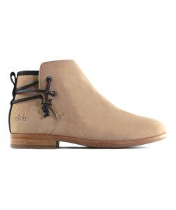 rosewood / salmon nubuk / ledersohle - ekn footwear