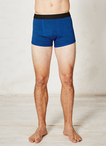 2er Pack Basic gestreifte Retroshorts - Braintree