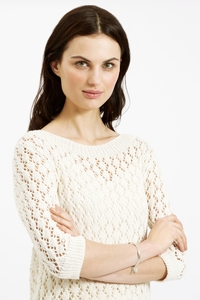 Gwyneth Boatneck Jumper  - People Tree