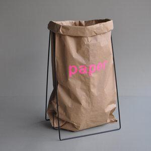 Papiersackhalter mit Sack für Altpapier - Kolor