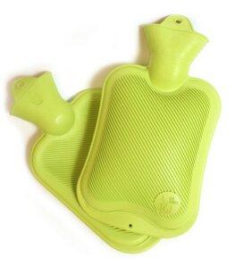 Wärmflasche 0,8 L - green&fair