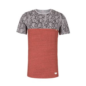 Cactus T-Shirt orange - bleed
