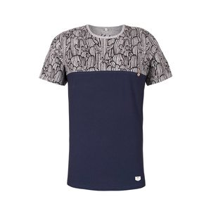 Cactus T-Shirt blau - bleed