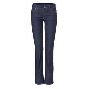 Womens Bootcut Jeans Raw One Wash - goodsociety