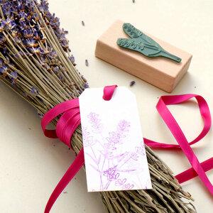 Stempel Lavendel - karamelo