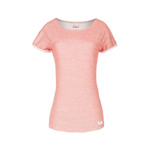 Denim Damen T-Shirt orange - bleed