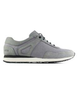 Low Seed Runner Grey Vegan - ekn footwear