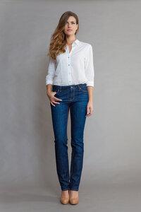 BRANDA Night Blue - SEY organic Jeans