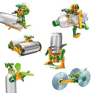 Solar Recycler Spielzeugset - Powerplus