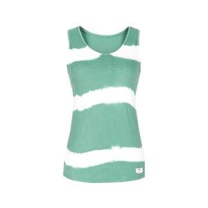 Tie-Dye Damen Tank Top mint - bleed