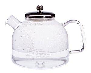 Wasserkocher mit Edelstahldeckel, 1,75l - Trendglas Jena
