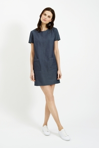 Astrid Shift Dress  - People Tree