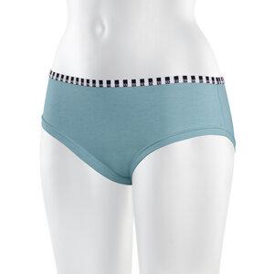 ThokkThokk TT21 Panty Smoke Blue  - THOKKTHOKK