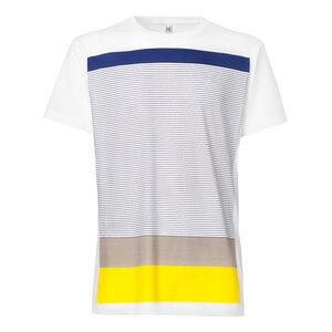ThokkThokk Sunrise T-Shirt White - THOKKTHOKK