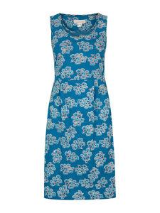 Tunikakleid ärmellos - blau - Madness