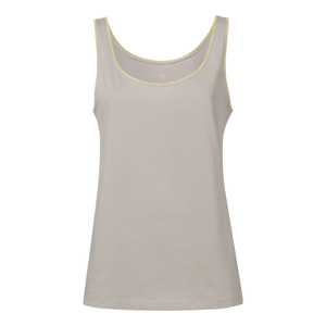 ThokkThokk TT23 Light Tank Top Woman Dust - THOKKTHOKK