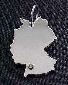 Deutschland mit Brillant - S.W.w. Schmuckwaren