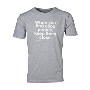 Tee Good People - KnowledgeCotton Apparel