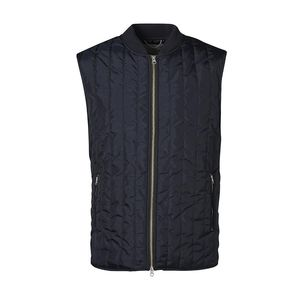 Quilted Worker Vest - KnowledgeCotton Apparel